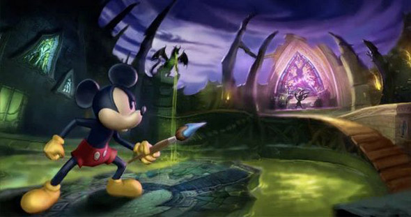 Epic-Mickey-2-Power-of-Illusion-3DS