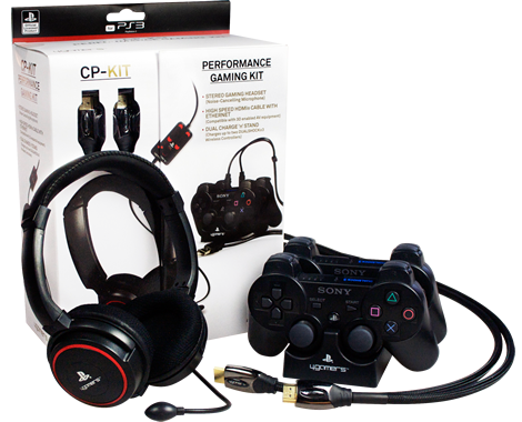 4Gamers headset