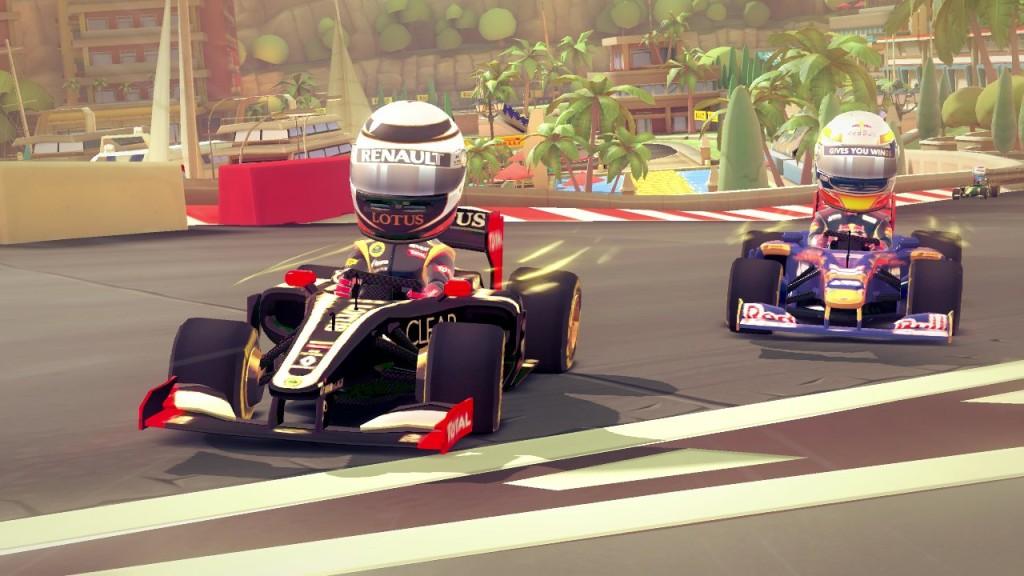F1 Race Stars Graphics 1