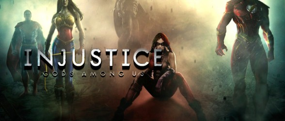 It's shark week on Injustice: Gods Among Us