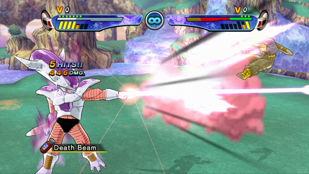 Dragon Ball Z: Budokai HD Collection Frieza