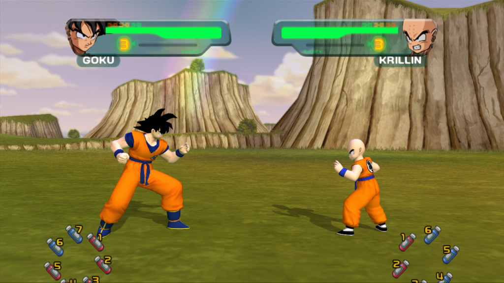 Dragon Ball Z: Budokai HD Collection Battle