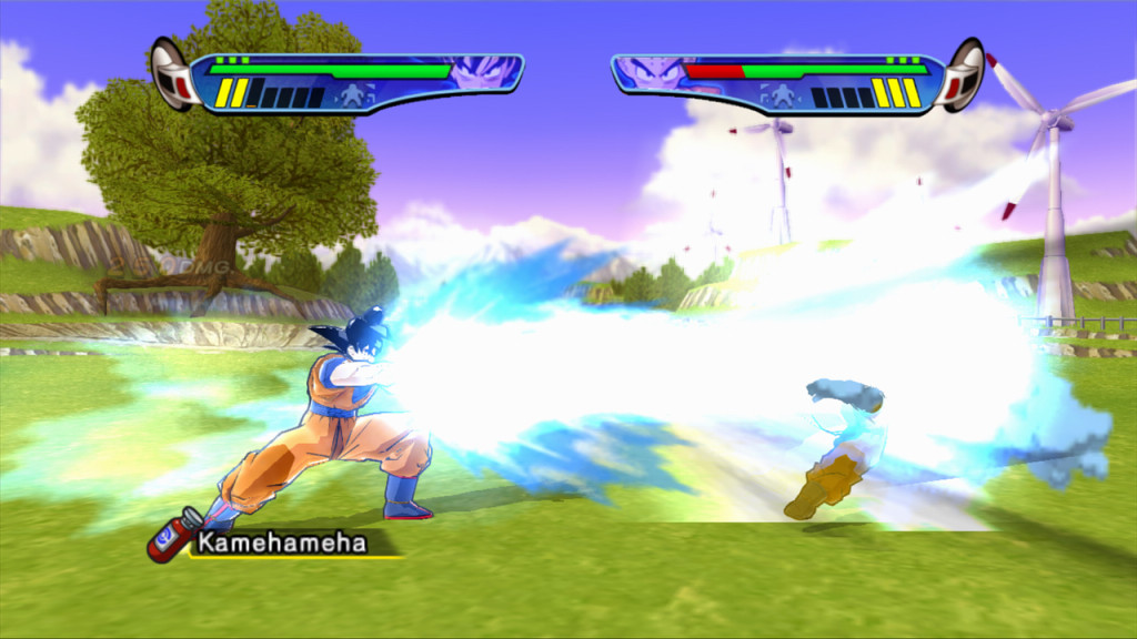 Dragon Ball Z: Budokai HD Collection Pew Pew Pew