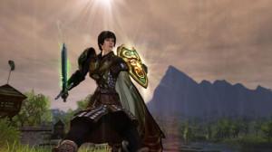 LOTRO Combat Sword