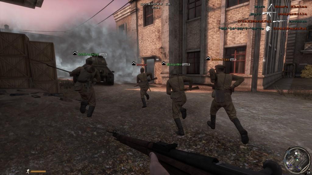 RO2 Combat 3