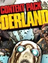 Borderlands 2 DLC on retail shelves