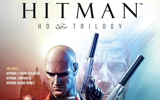 Hitman HD Trilogy Logo