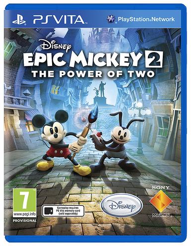 Epic Mickey Vita