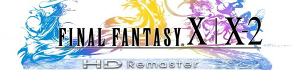 Final fantasy X remaster header
