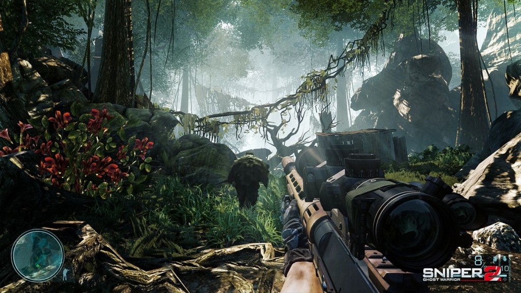Sniper Ghost Warrior 2 Jungle