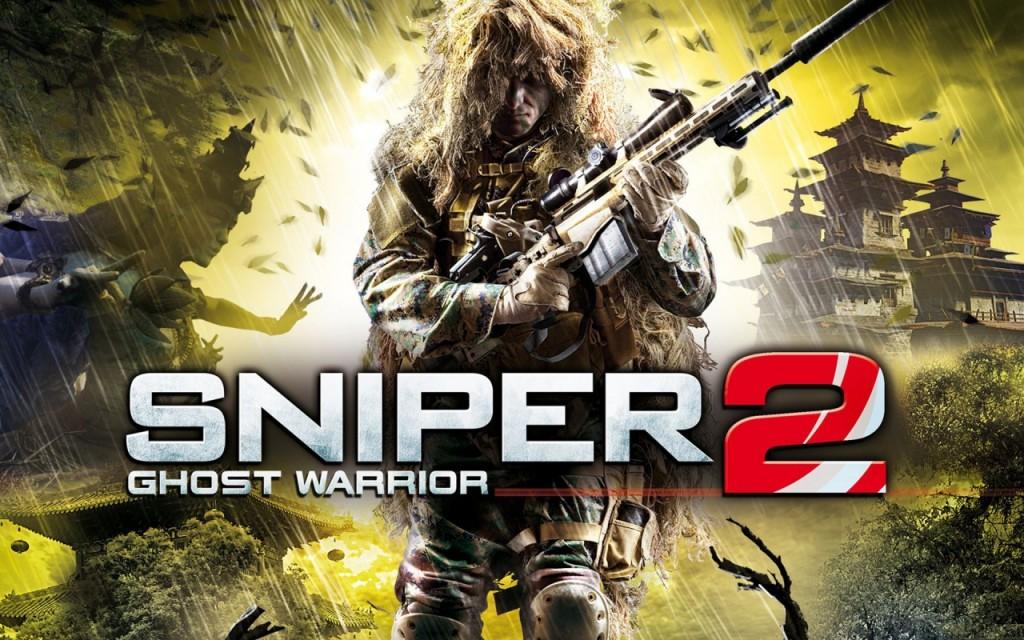Sniper Ghost Warrior 2 Logo