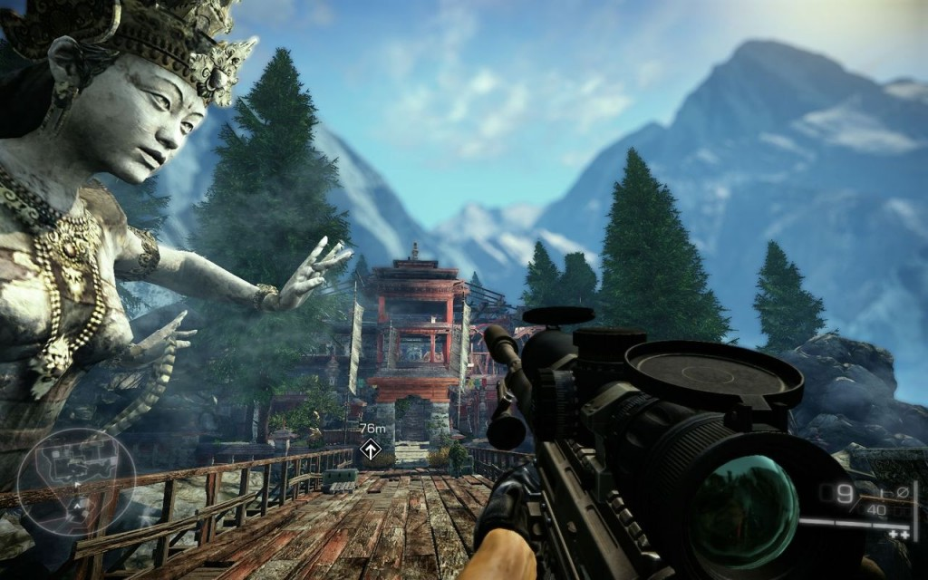 Sniper Ghost Warrior 2 Nepal