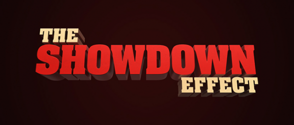 CLOSED – Contest: The Showdown effect
