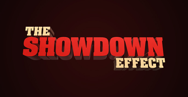 The Showdown Effect Logo