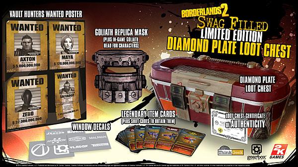 Diamond Plate loot locker