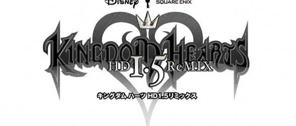 Kingdom Hearts HD 1.5 ReMIX coming this fall