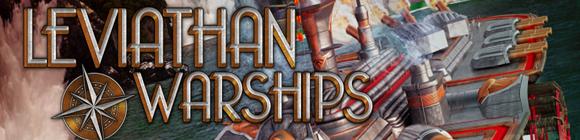 Tortilla Ship sets sail in Leviathan Warships