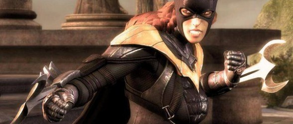 Batgirl available as DLC in Injustice: Gods among us