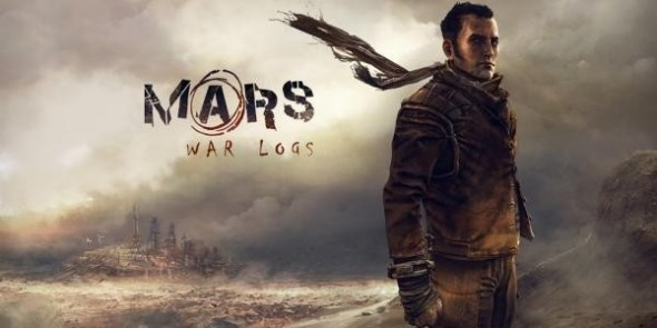 Mars: War Logs Logo