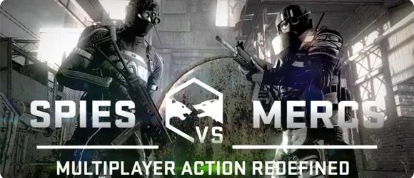Spies vs Mercs in Splinter Cell: Blacklist