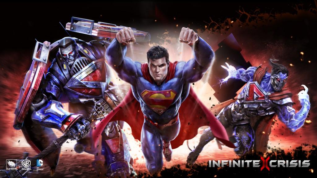 Infinite Crisis 00