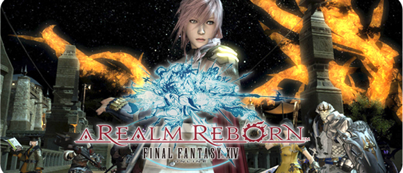 Lightning is invading Final Fantasy XIV
