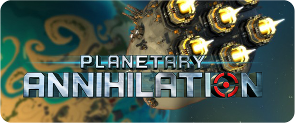Planetary Annihilation Enters Beta