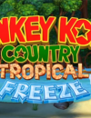 Dixie Kong Struts her stuff in Tropical Freeze
