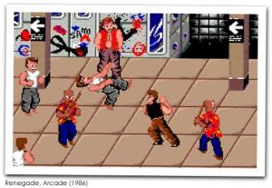 renegade arcade