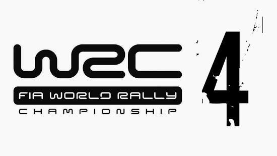 WRC 4 - Logo
