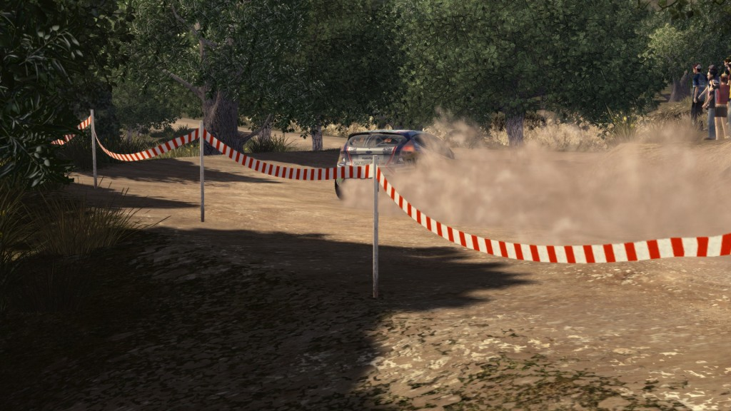 WRC 4 - Replay