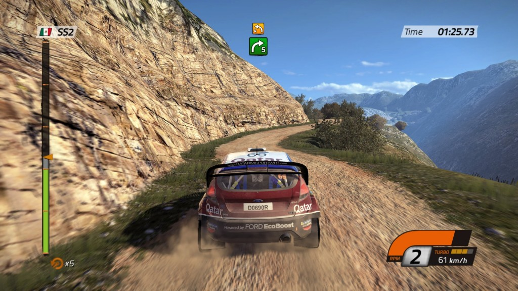 WRC 4 - Stage