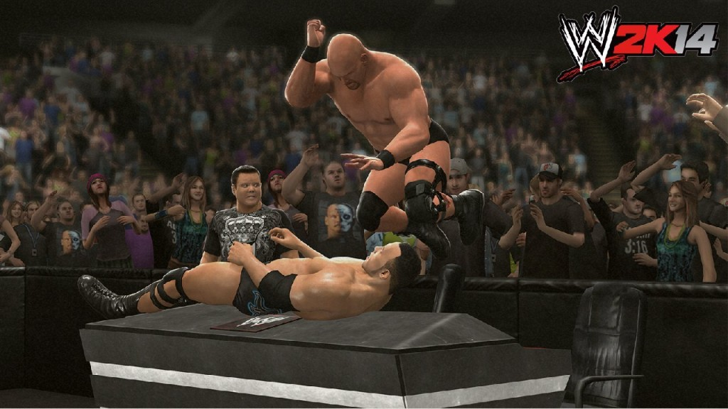 WWE 2K14 Goldberg