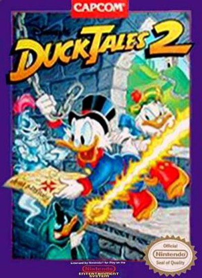 Ducktales 2 box art