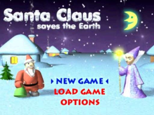 Santa Saves Earth