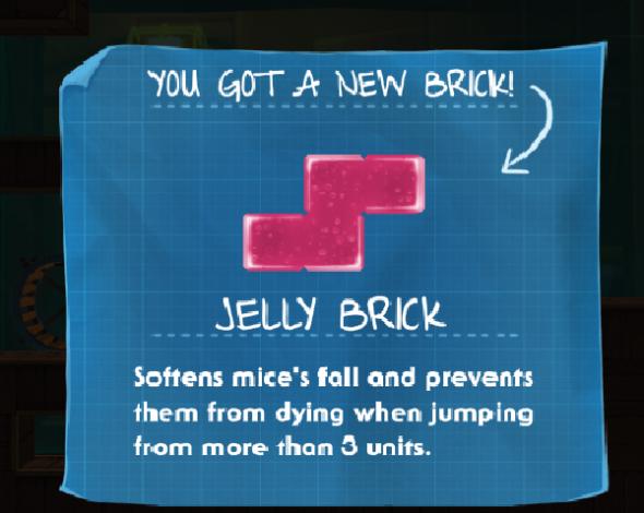 jelly brick