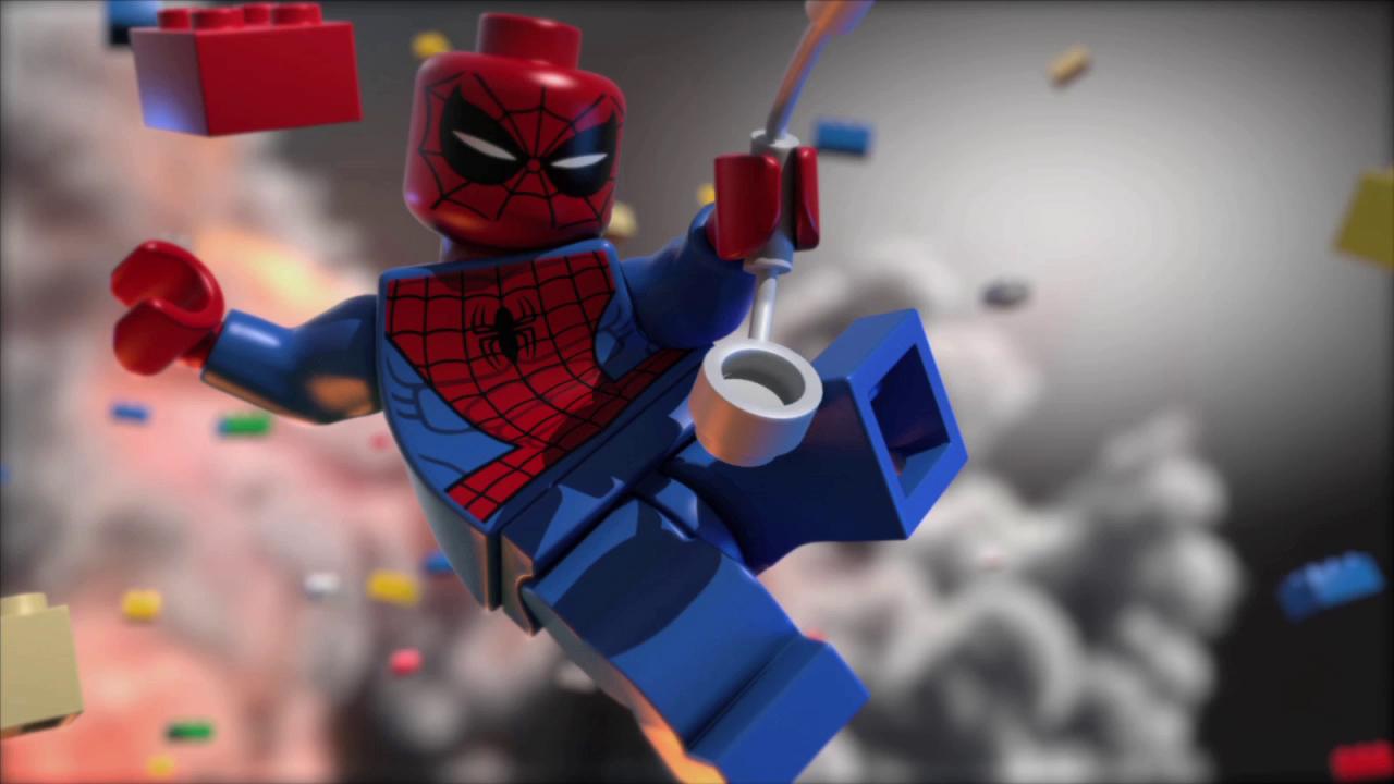 3rd lego marvel super heroes review - Logo super heros ...