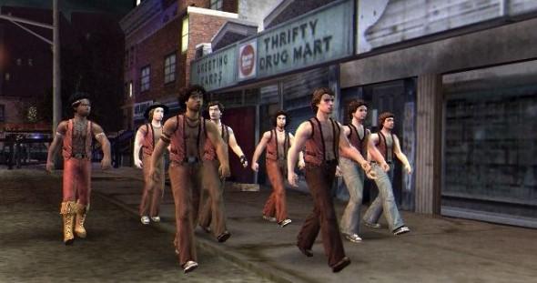 warriors full gang