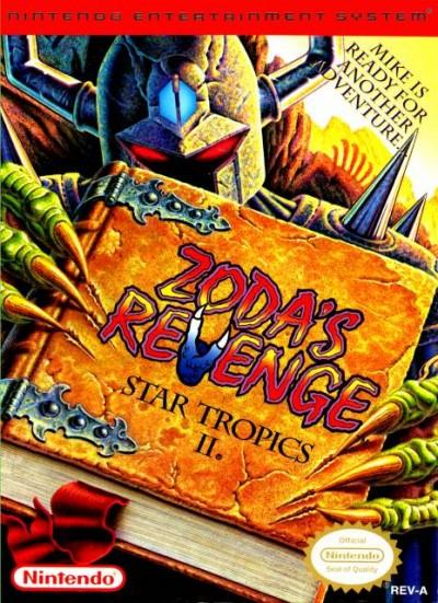 zoda's revenge box art