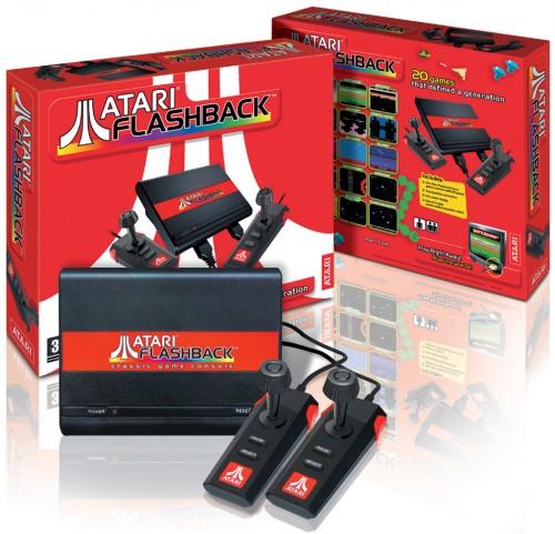 Atari-Flashback-console-system