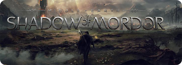 Shadow of Mordor header