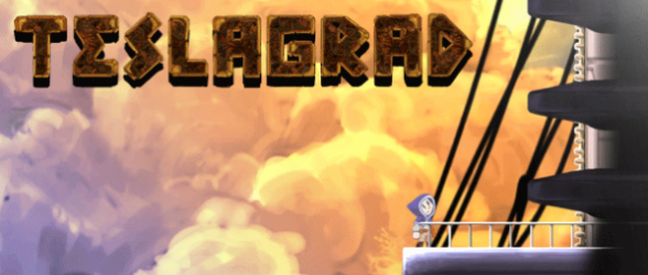 Play with magnets in Teslagrad: out now!
