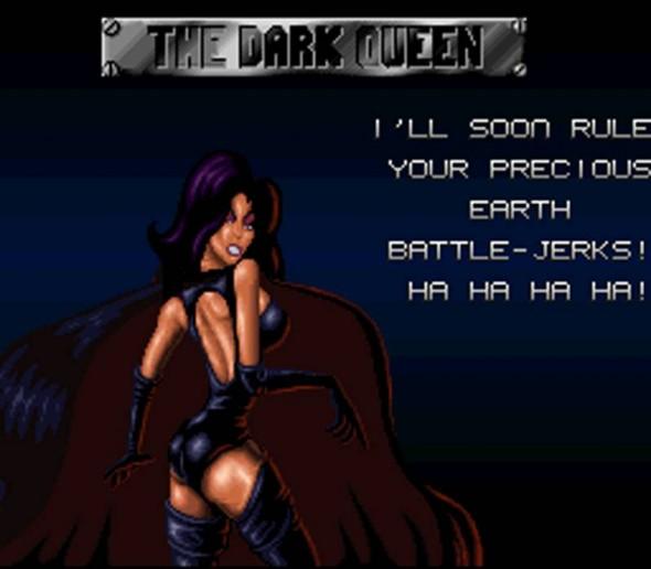 BTDD dark queen