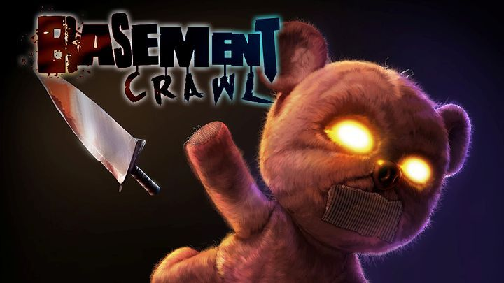 Basement Crawl logo