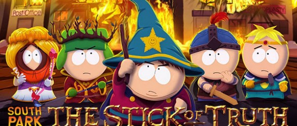 South Park: The Stick of Truth launch trailer