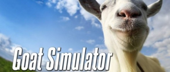 Goat Simulator launch trailer, it's baaaaahdass