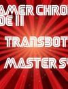 The Gamer Chronicles Ep:11 Transbot for Sega Master System!