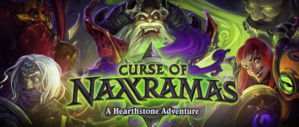 A Hearthstone Adventure: Curse of Naxxramas!