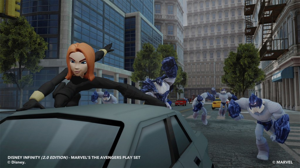 Disney Infinity 2.0 Black Widow