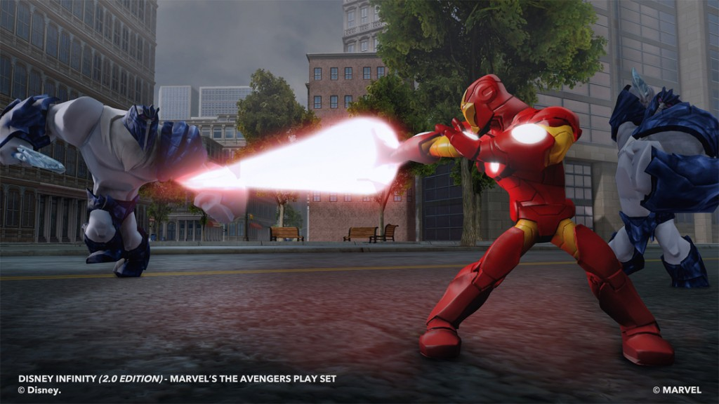 Disney Infinity 2.0 Iron Man